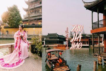 zhujiajiao ancient town